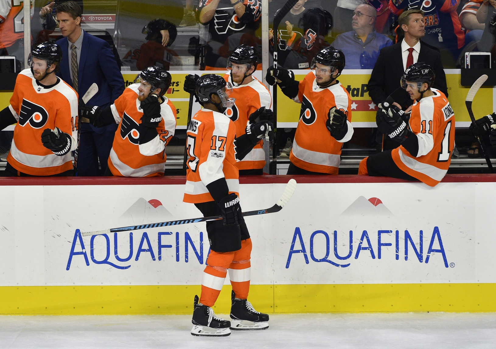 NHL daily picks: Philadelphia welcomes the hurtin' Ducks article feature image