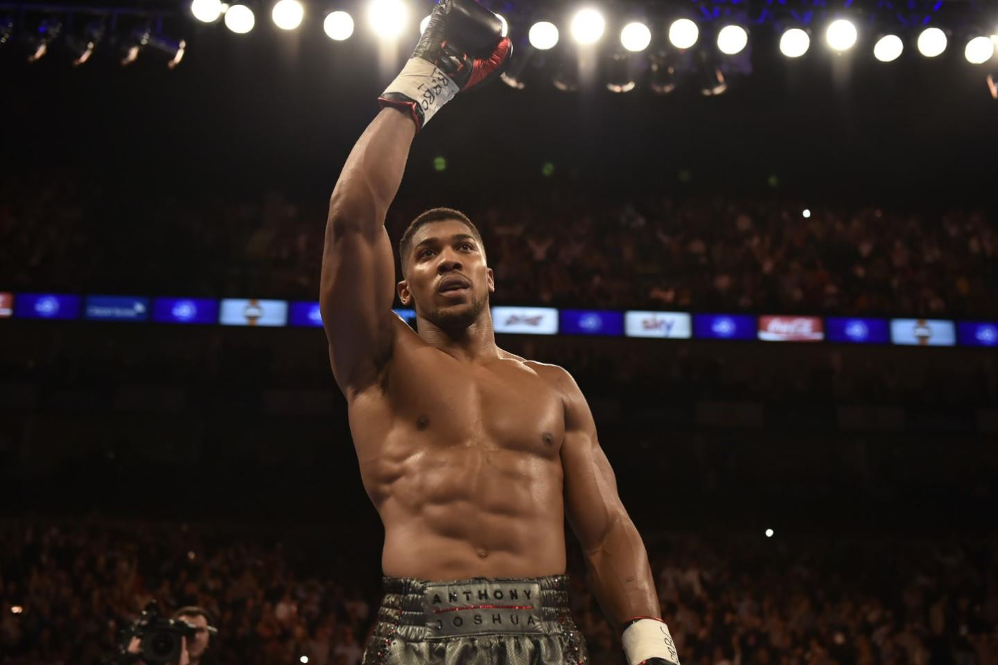 Boxing: How long can Carlos Takam last against Anthony Joshua? article feature image
