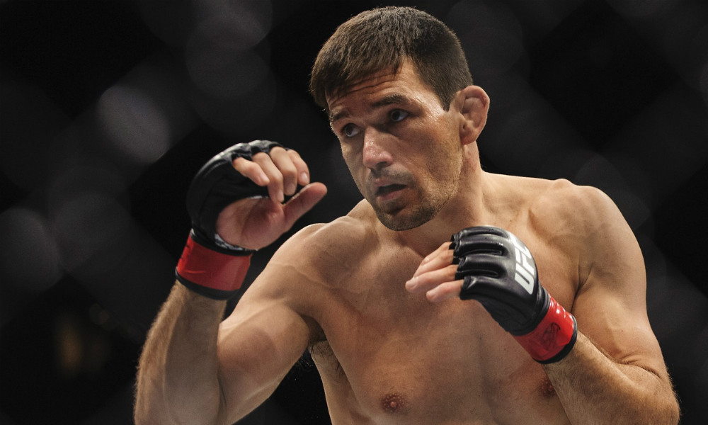 Live dog Demian Maia has the skills advantage at UFC Fight Night 119 article feature image
