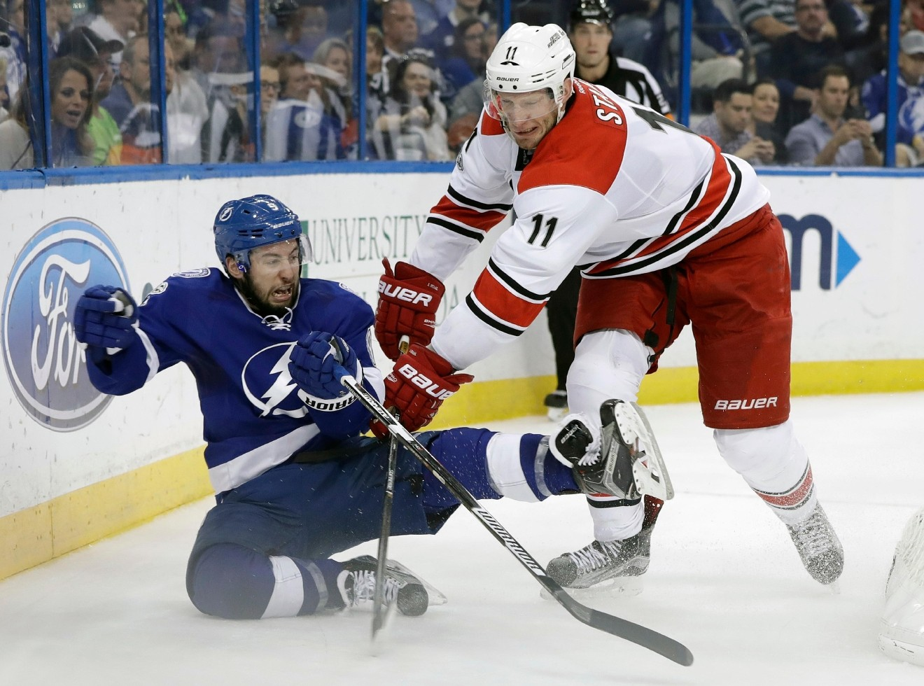 Tuesday's NHL bet du jour: Tampa Bay at Carolina article feature image