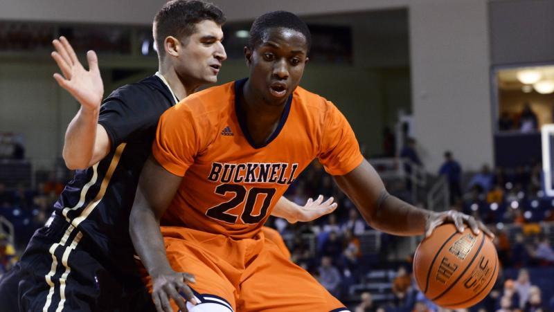 College basketball Patriot League betting preview: Can Bucknell make noise in March? article feature image