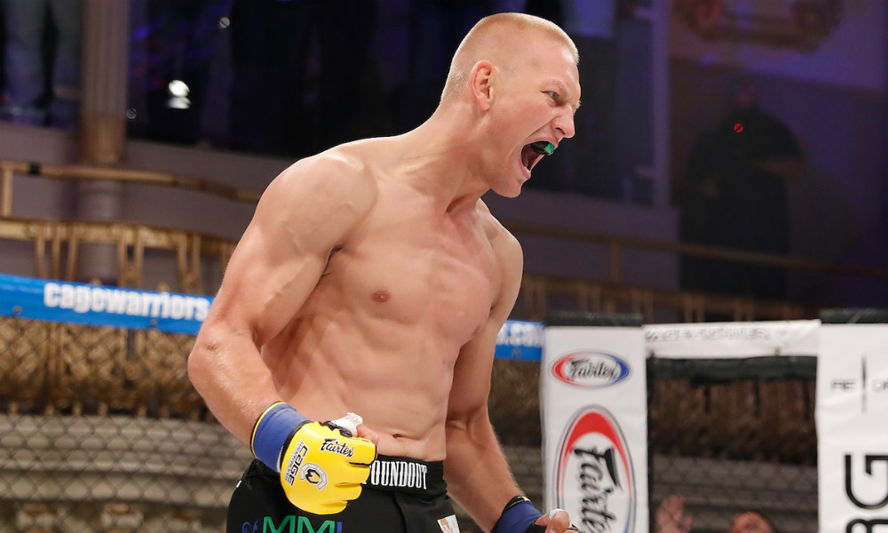 Why Oskar Piechota is one to watch at UFC Fight Night 118 in Poland article feature image
