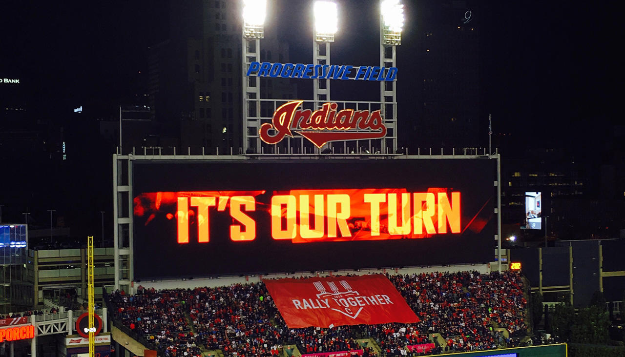 MLB Playoffs: Is it time to finally trust the Indians in October? article feature image