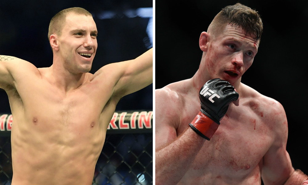 James Vick vs. Joseph Duffy: Crucial clash for rising lightweights at UFC 217 article feature image