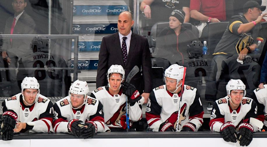 NHL: Can Arizona finally get off the mark against Dallas? article feature image