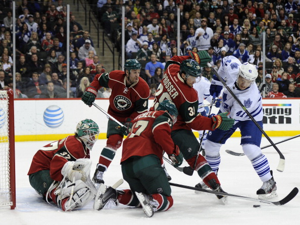 Wednesday's NHL bet du jour: Minnesota at Toronto article feature image