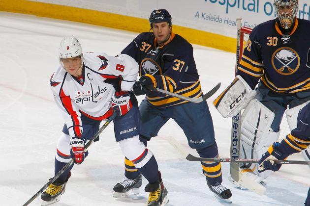 Tuesday's NHL bet du jour: Washington at Buffalo article feature image