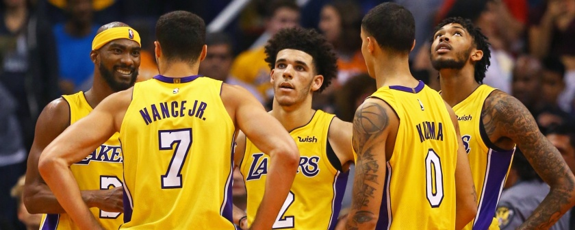 NBA Thursday: Lakers and Warriors are attractive road covers article feature image