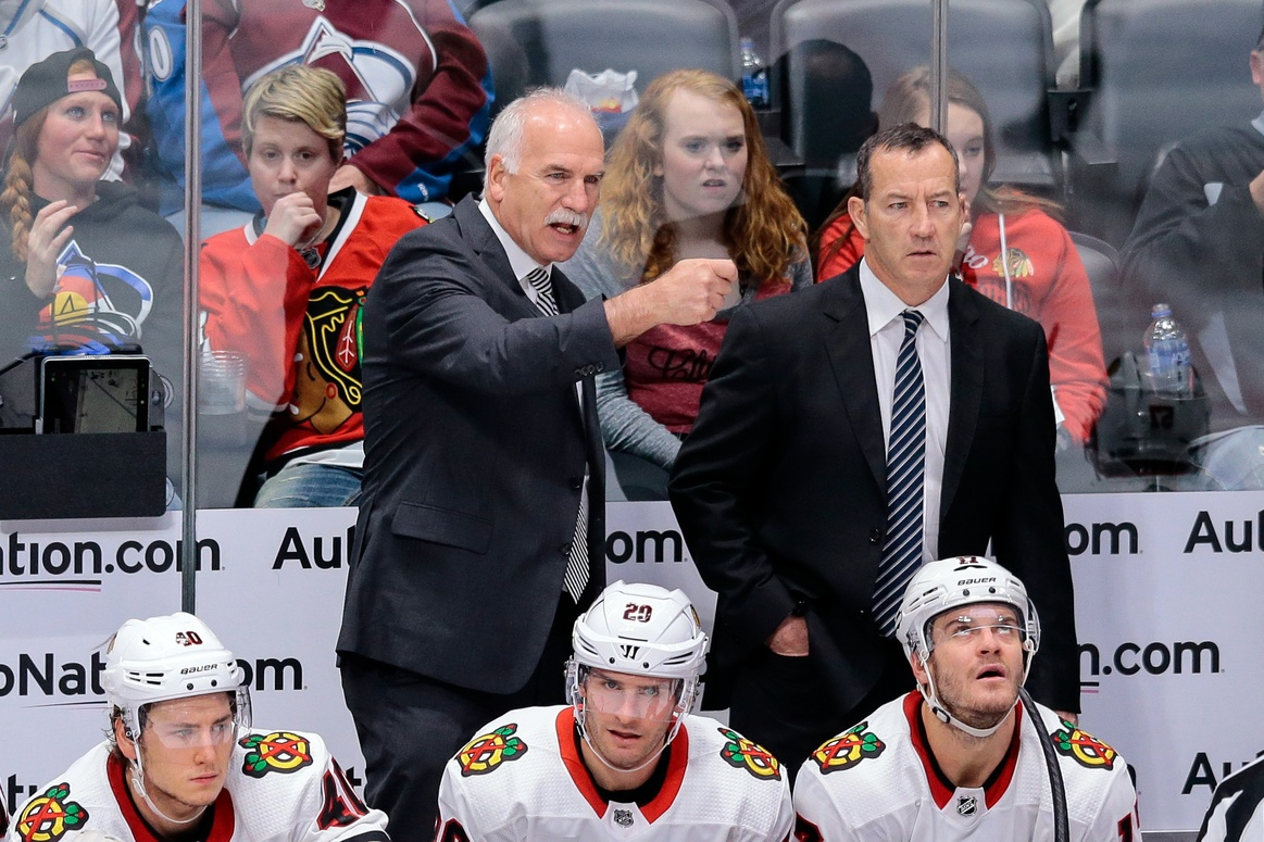 NHL daily picks: Can the Blackhawks' top six lift them over Philadelphia? article feature image