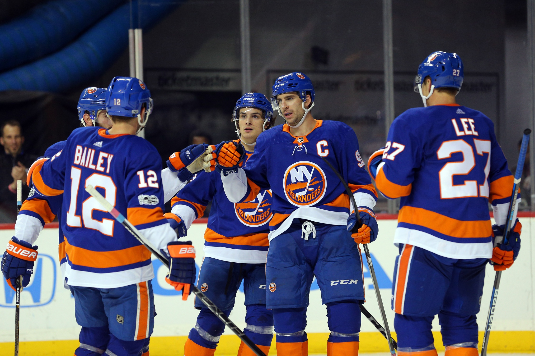 NHL daily picks: Can the Isles stay hot against the Caps? article feature image