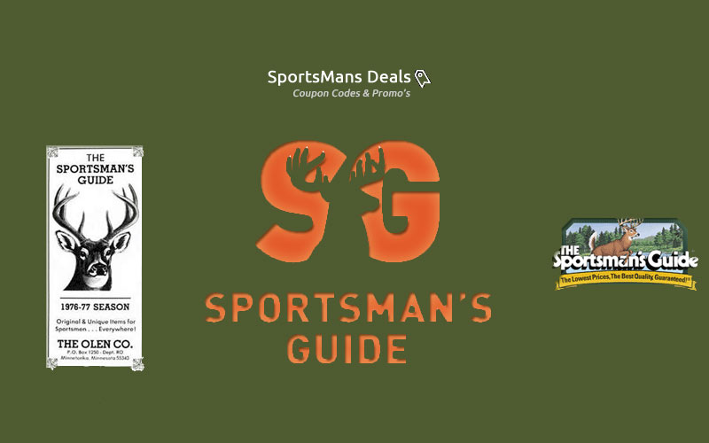 Sportsmans Guide Coupon Codes & Free Shipping Promos Jan  2019