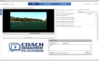 Video Viewing and Commenting