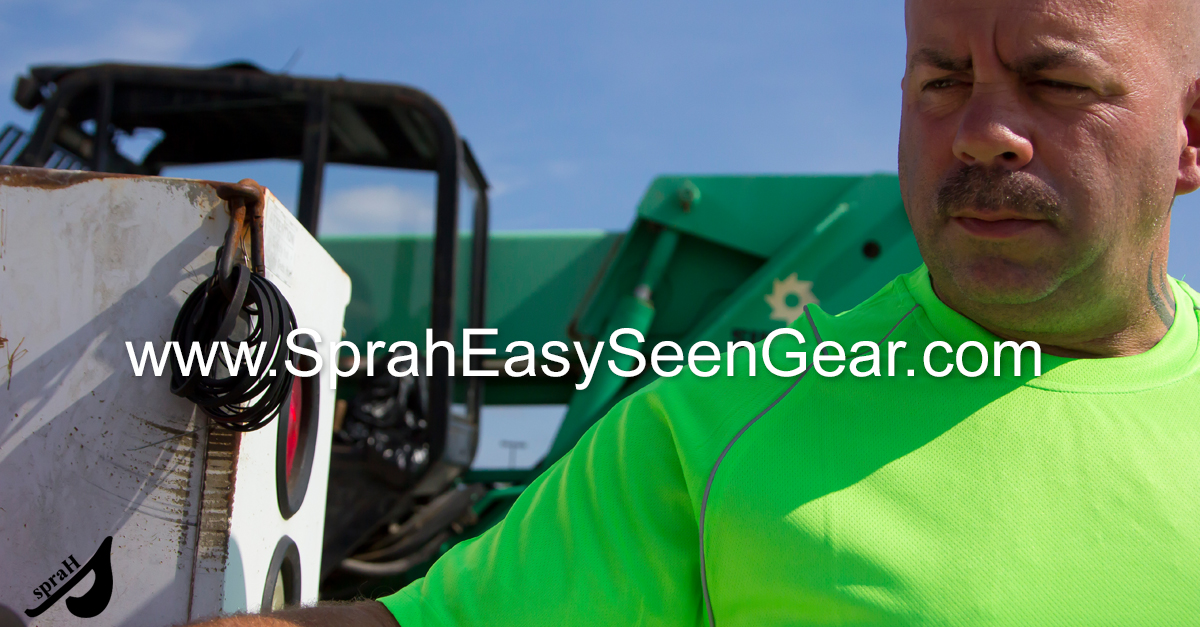 sprah gear for utility workers
