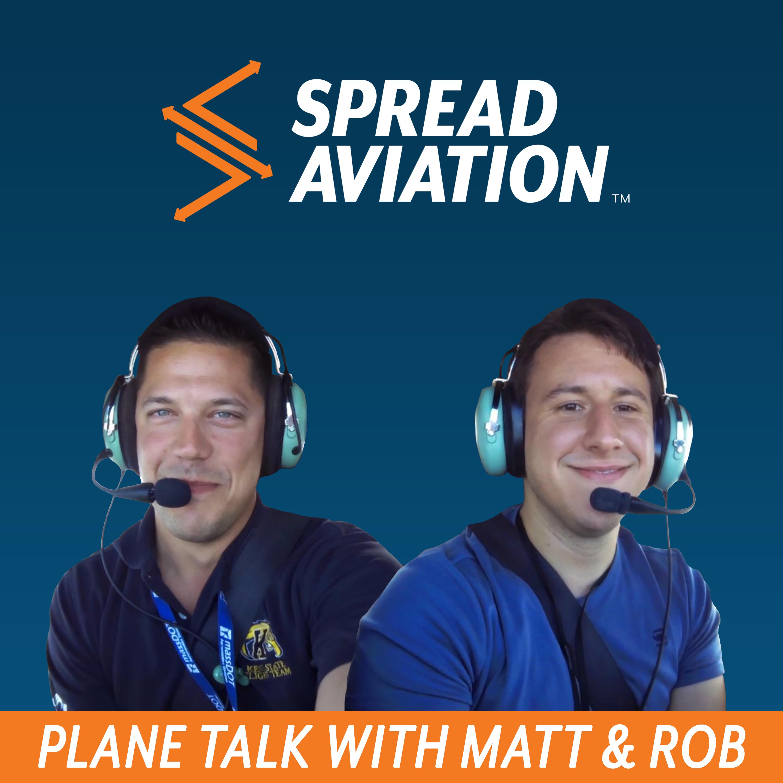 Spread Aviation Podcast