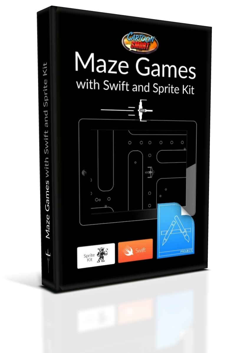 Maze Games Tutorial with Swift and Sprite Kit