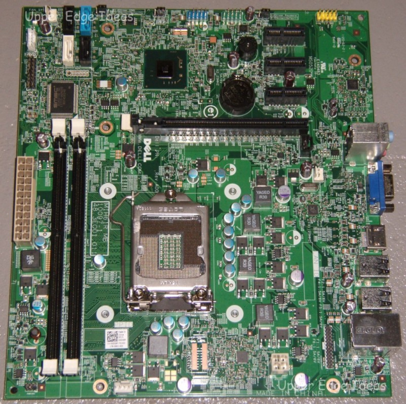 Dell Inspiron 620 Desktop System Motherboard GDG8Y