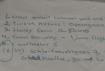 Thumbnail: Storm: Handwritten mission notes as Aminah neared traveling to Yemenjpg
