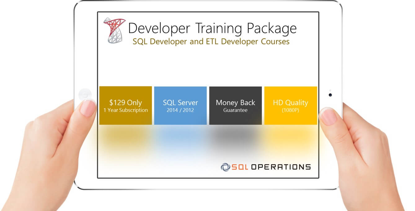 SQL Developer Training