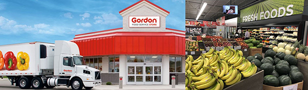 Gordon Food Service and Square Roots partnership.