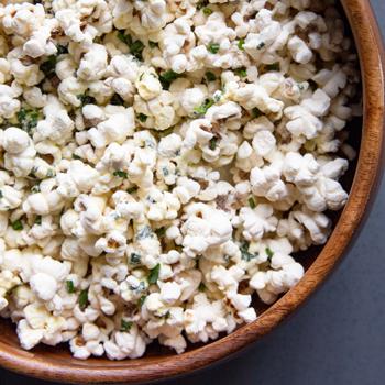 Chive Cheddar Popcorn