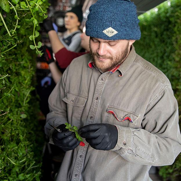 Square Roots Next-Gen Farmer Eli Zimmer