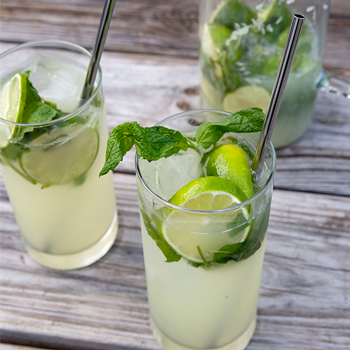 Square Roots Mint Lime Rickey