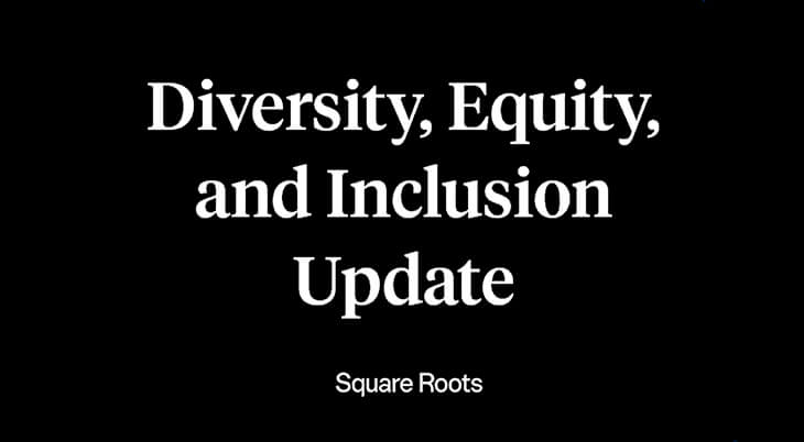Diversity, Equity, and Inclusion Update Graphic