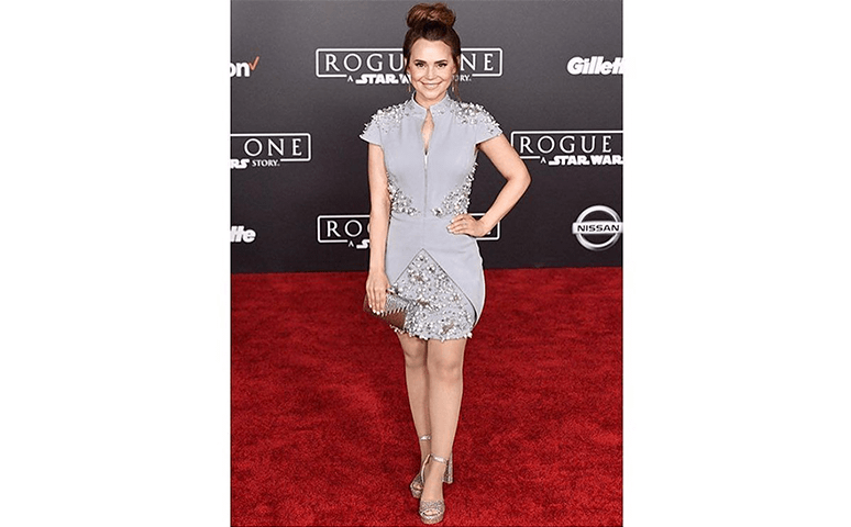 Rosanna Pansino wears Perfect Waist!