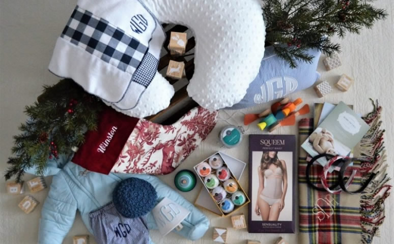 Holiday Gift Guide: Newborn & Mama Edition