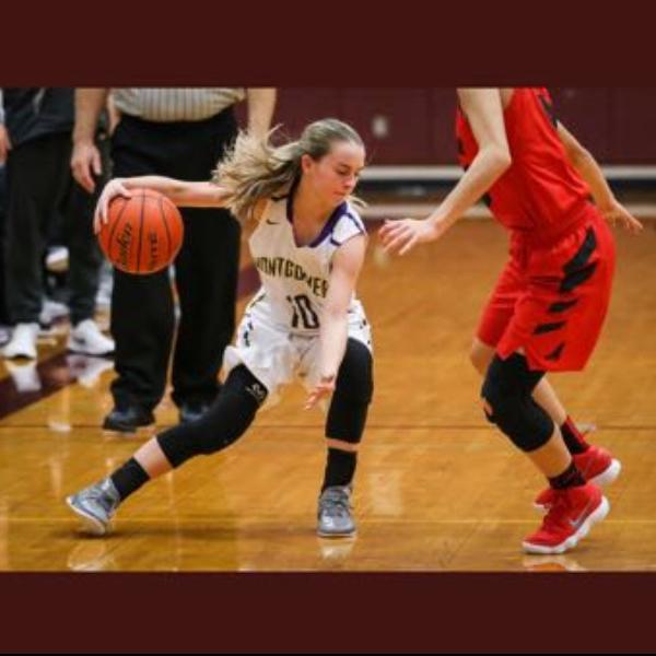 Kayla Alford Basketball