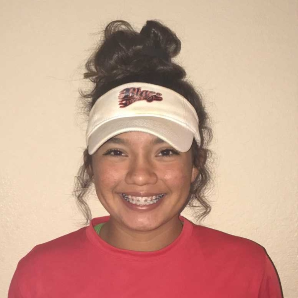 Serena Perez - Verbal to Incarnate Word