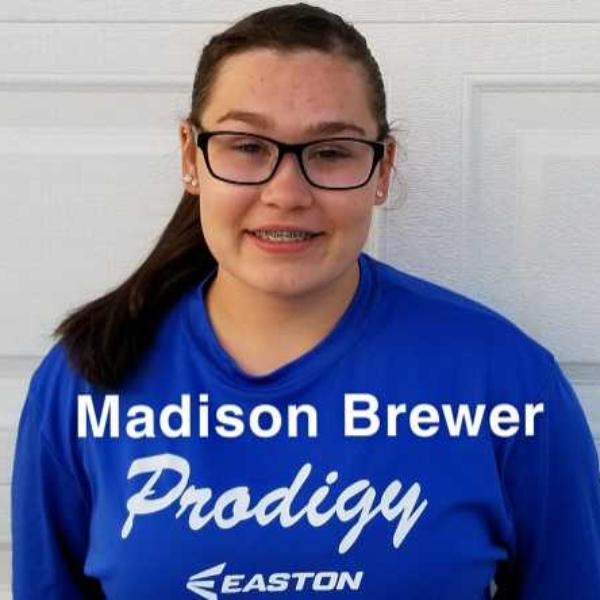 Madison Brewer