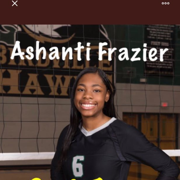 Ashanti Frazier