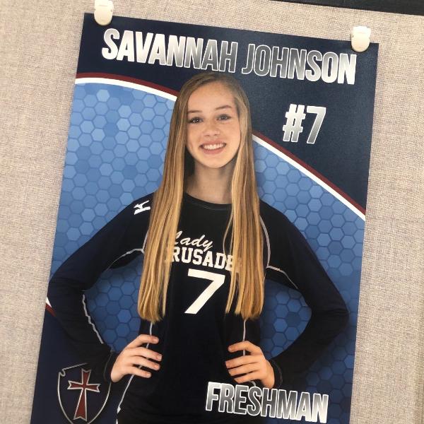 Savannah Johnson