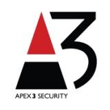 Apex3 and Premier Security