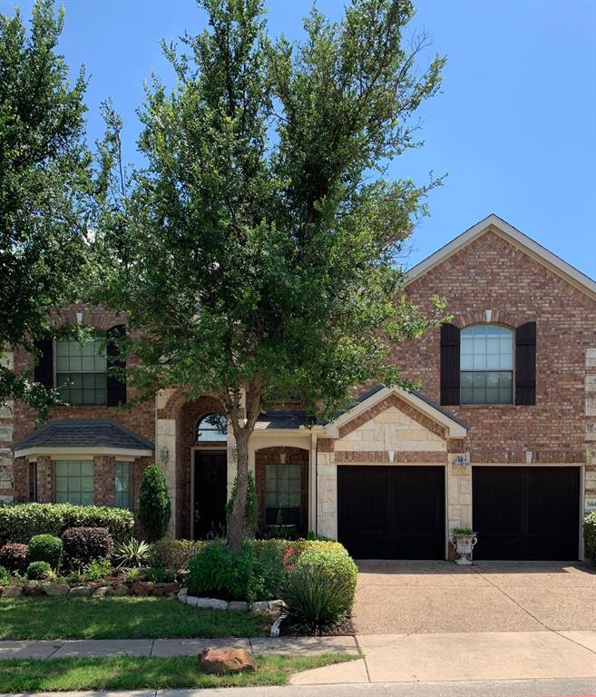 5607 Emerson Court, Fairview, TX 75069