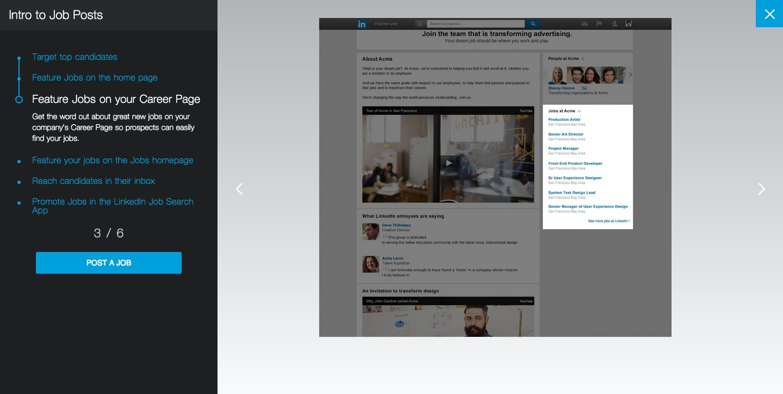 linkedin posting smartrecruiters marketplace