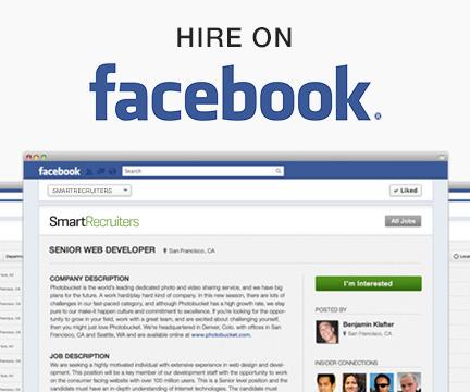 facebook careers app smartrecruiters marketplace. Black Bedroom Furniture Sets. Home Design Ideas