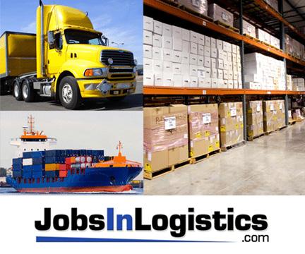 Jobs in Logistics