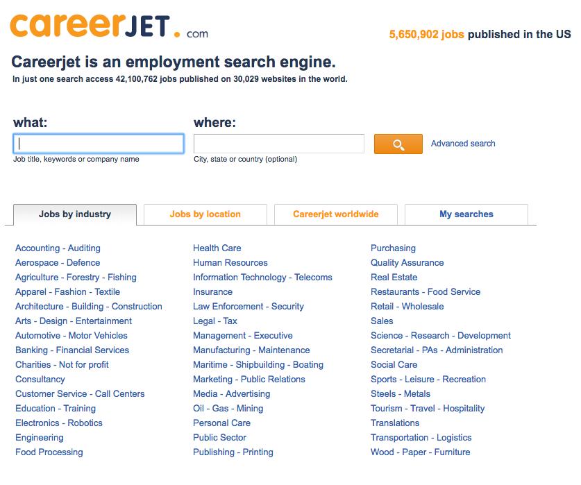 CareerJet_screenshot_01