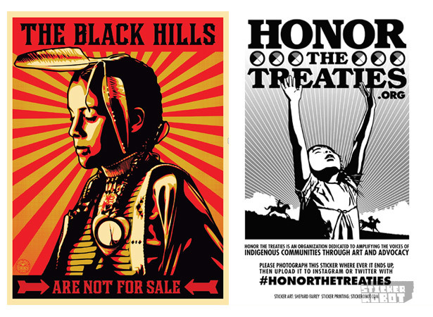 Shepherd fairey honor treaties 1
