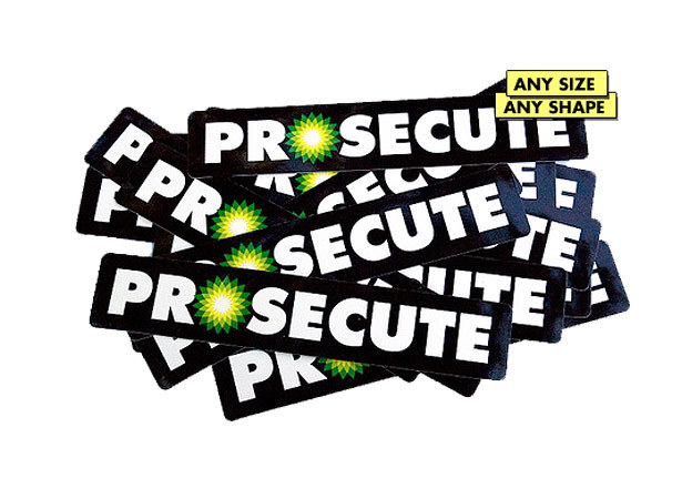 Custom bumper sticker printing