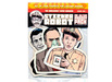 Pop culture sticker packs