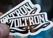 Zoltron sticker packs