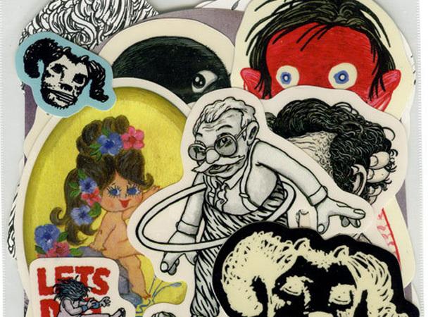 Fudgefactory travismillard stickers packs2