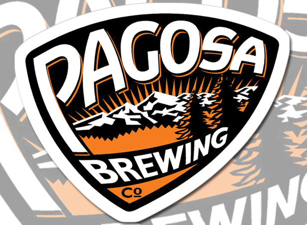 Brewing label pagosa