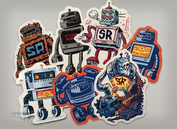 Artist sticker group