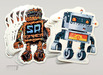 Custom stickerobot sticker packs 2