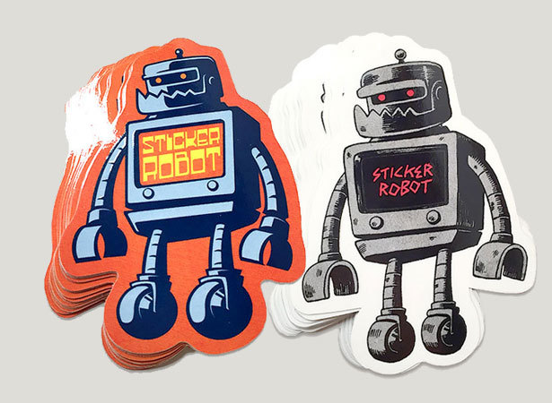 Custom stickerobot sticker packs 6 1