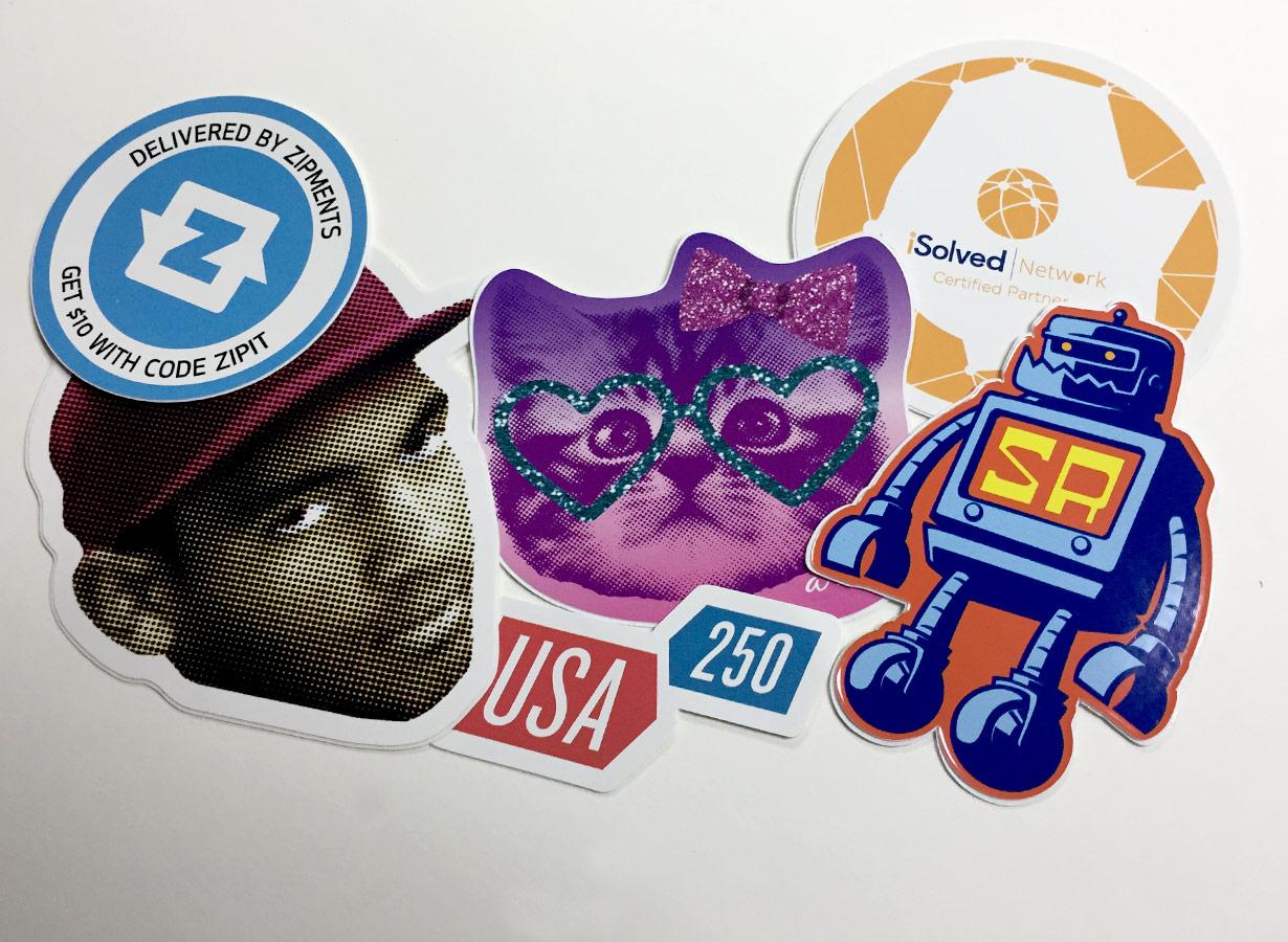 Quality digital stickers